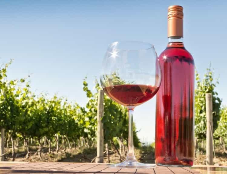 розовое вино сладкое: как подавать