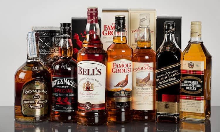 Пейте и наслаждайтесь отличным купажированным виски