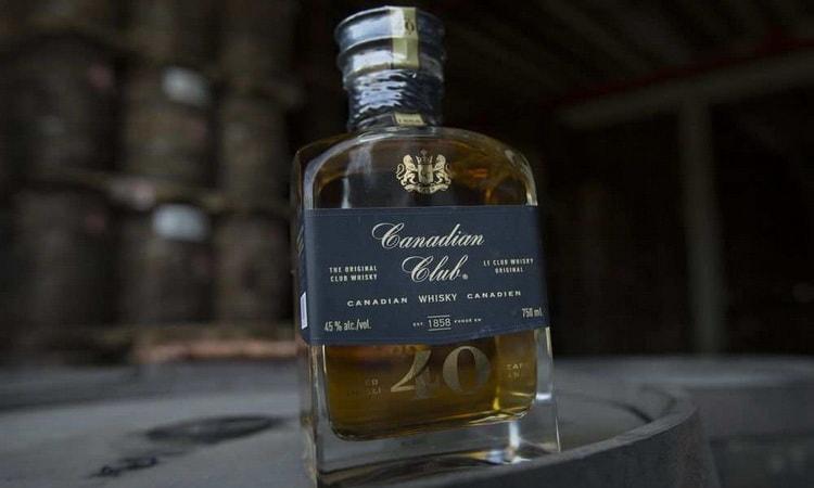 Особенности canadian club виски