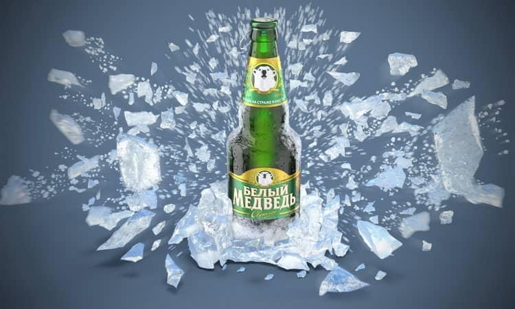 Особенности пива белый медведь
