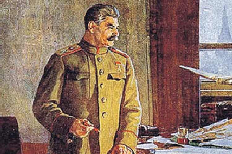 какое вино любил сталин