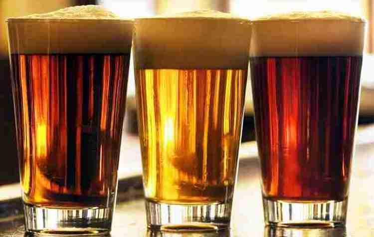 На основе этого пива можно также делать коктейли.