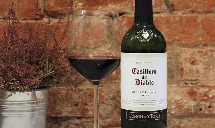Особенности чилийского вина