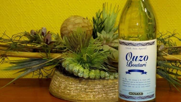 Особенности греческой водки