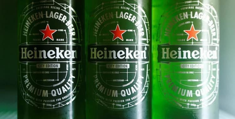 Обзор пива Хайнекен