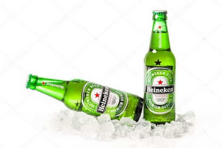 хайнекен пиво сколько градусов