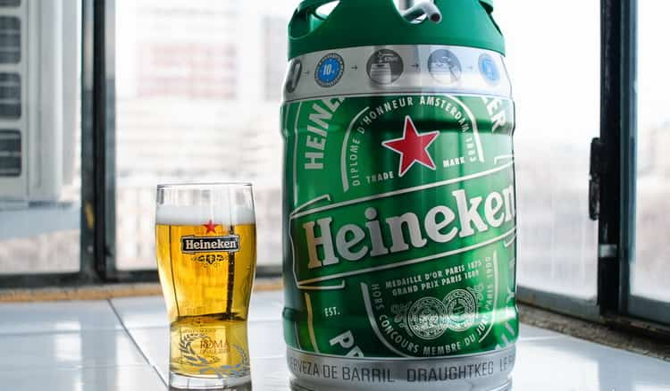 Как выбрать Хайнекен пиво