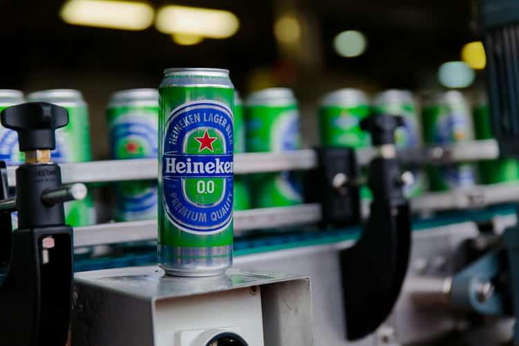Хайнекен пиво