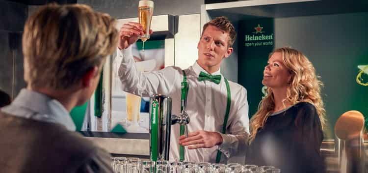 пиво хайнекен: страна производитель