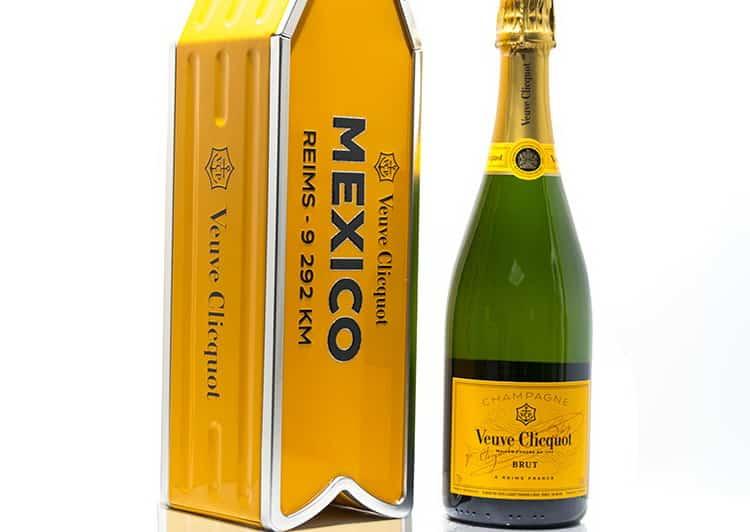 Как подавать шампанское франция брют,