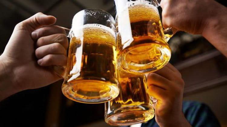 Как и с чем пить пиво туборг грин