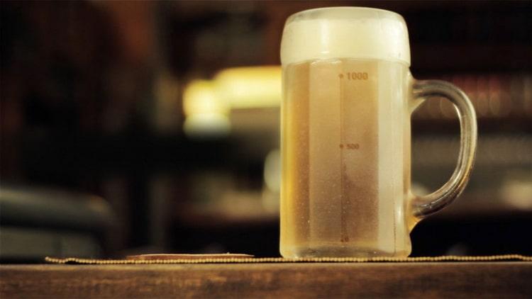 как пиво влияет на давление человека