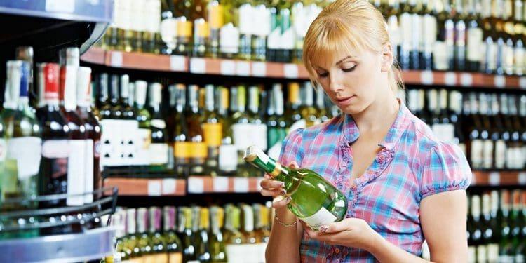 Узнайте, как проверить: порошковое вино или нет.