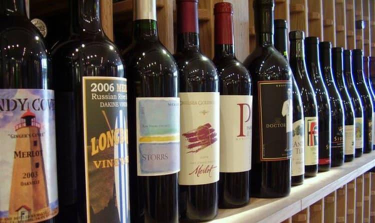 Вино из концентрата, конечно, лучше не покупать.