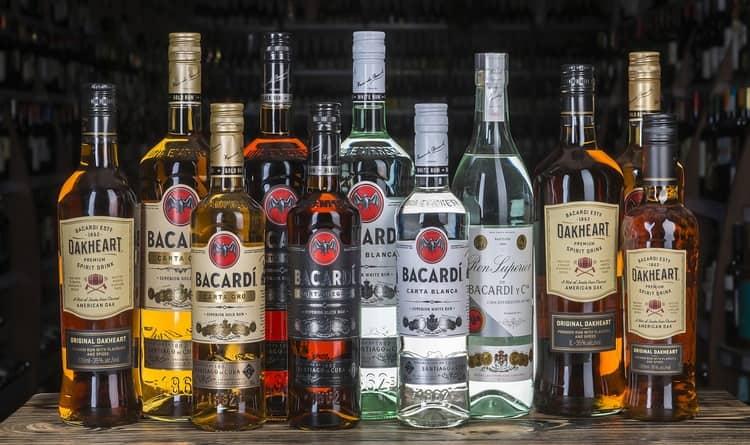 Много зависит и от производителя крепкого спиртного.