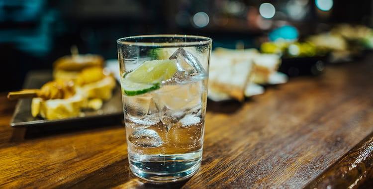 Как и с чем пить джин кроме тоника