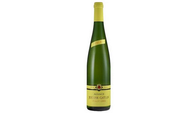 Сладкое вино Domaine Joseph Cattin 2007