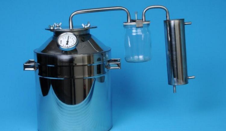 Дистиллятор самогонный что это самогонный аппарат первач премиум классик