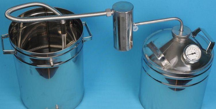 Канистра алюминиевая для самогонного аппарата самогонные аппараты домовар