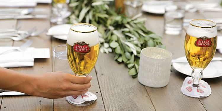 Чем закусывать пиво stella artois