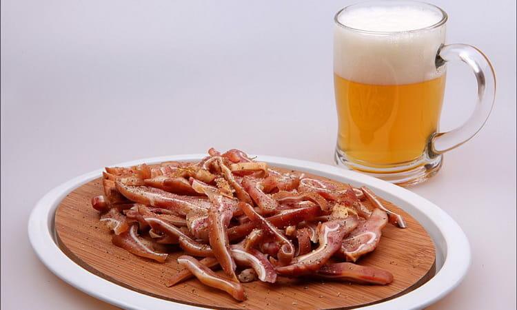 свиные уши по литовски к пиву как сделать