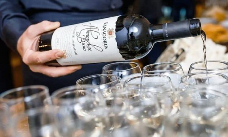 Как подавать вино тамани красное полусладкое