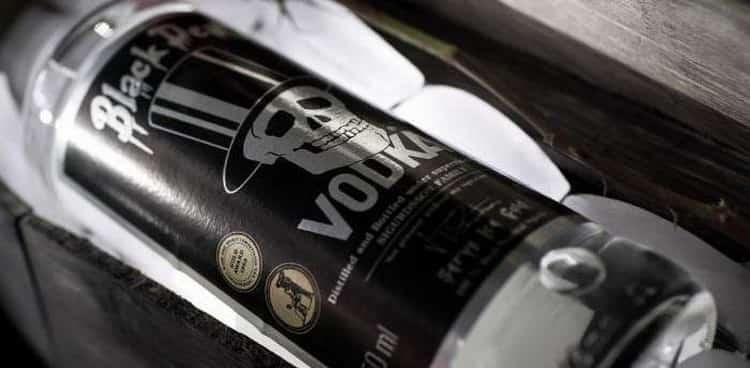 blavod black vodka: с чем подавать