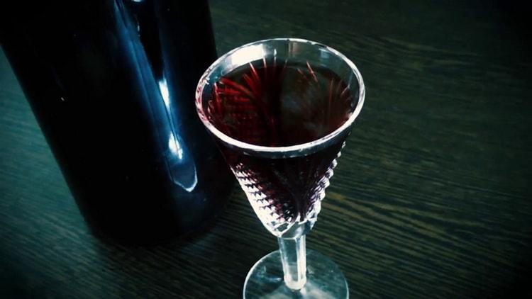 Черная водка и ее особенности