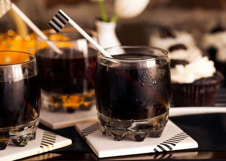 черная водка: дегустационная характеристика