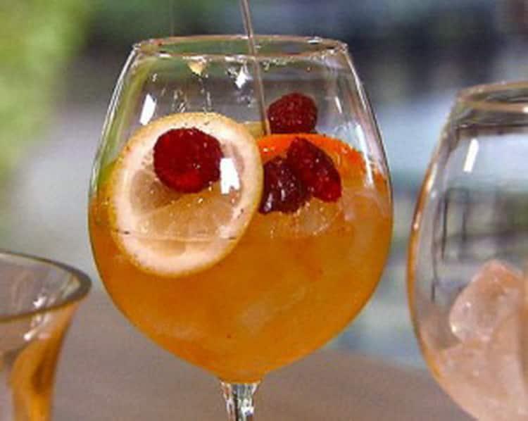 виды алкогольных коктейлей