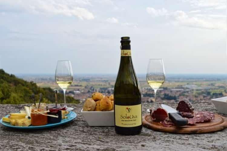 игристое вино Франчакорта