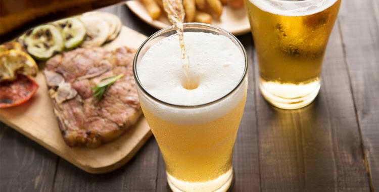 С чем пить пиво и как закусывать