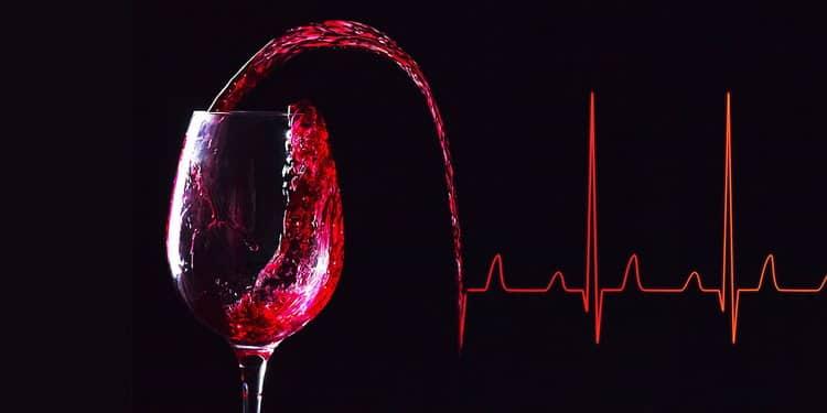 красное вино польза и вред, красное сухое вино польза и вред