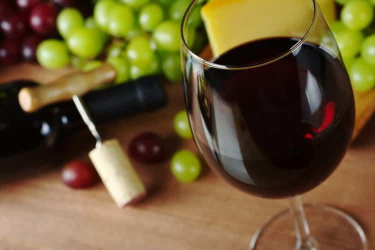 красное вино польза и вред