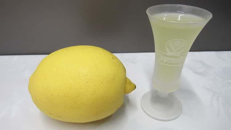 лимонная водка: как приготовить