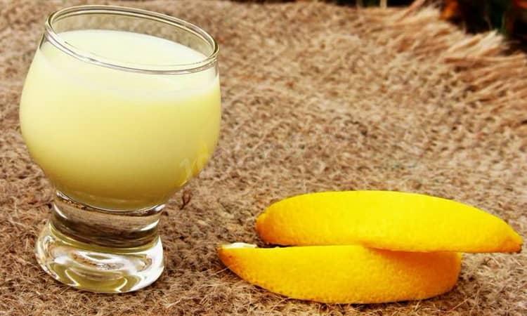 лимонный ликер (Лимонный крем)