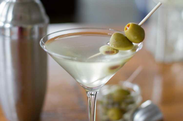 как приготовить мартини
