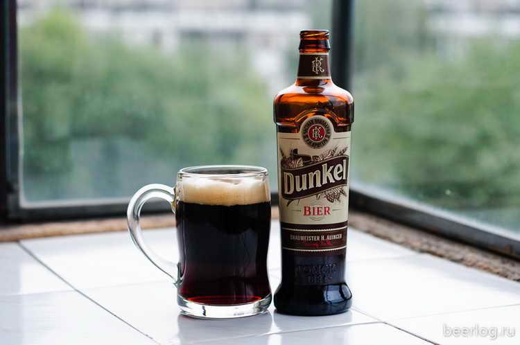 Dunkel пиво