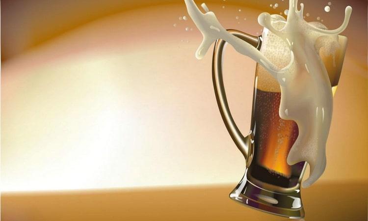 Рецепт пива со сметаной для повышения лейкоцитов