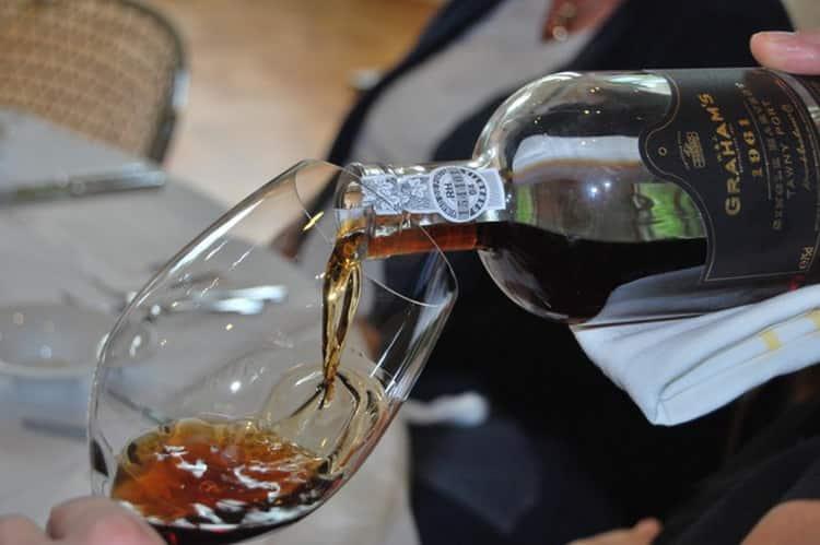 портвейн как правильно пить