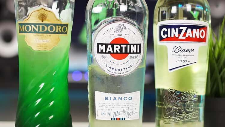С чем пить с чем пьют вермут