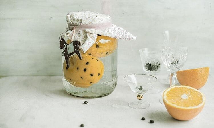 Рецепт кофейно-апельсинового ликера на самогоне