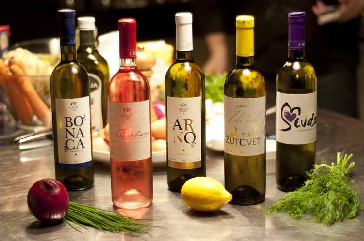 сербские вина