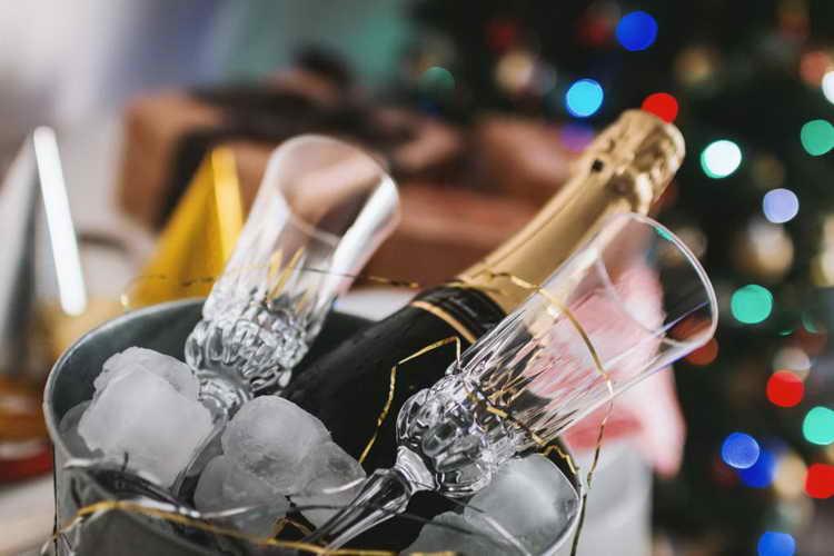bolle шампанское красное