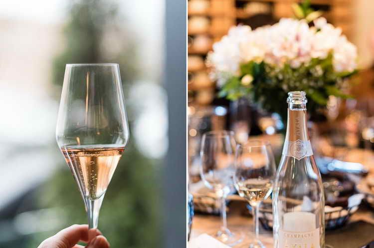 шампанское bollinger