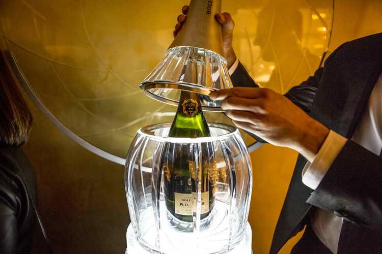 шампанское боллинджер