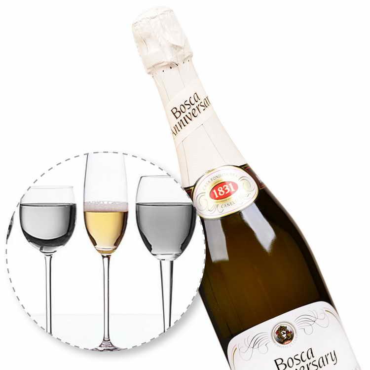 шампанское Боско