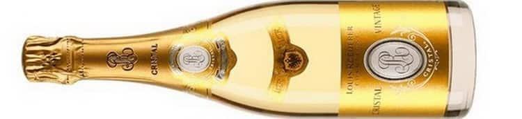 шампанское Кристалл: виды