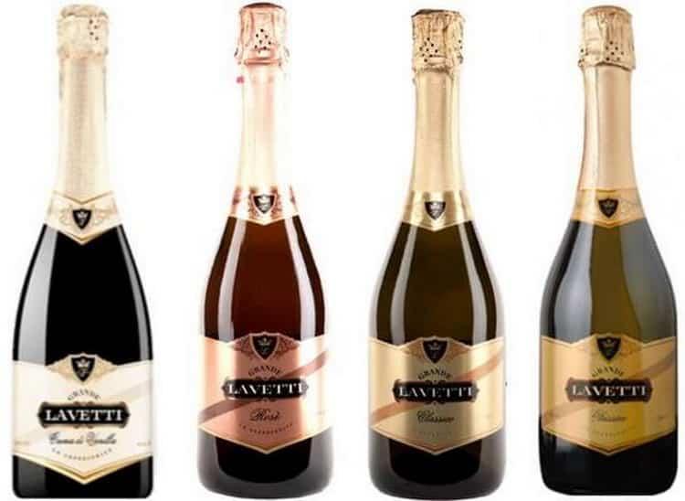 шампанское Лаветти: как выбрать