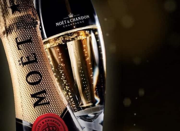 шампанское moet chandon brut: как подавать